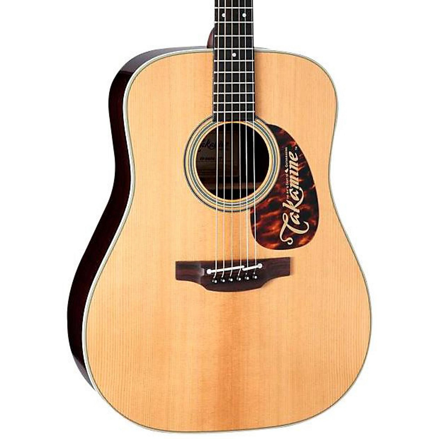Takamine EF360S Thermal Top Dreadnought Acoustic-Electric Guitar thumbnail