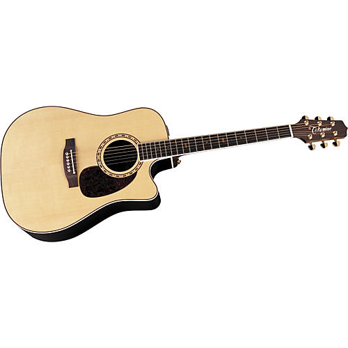 Takamine EF360SC Acoustic Electric Guitar thumbnail