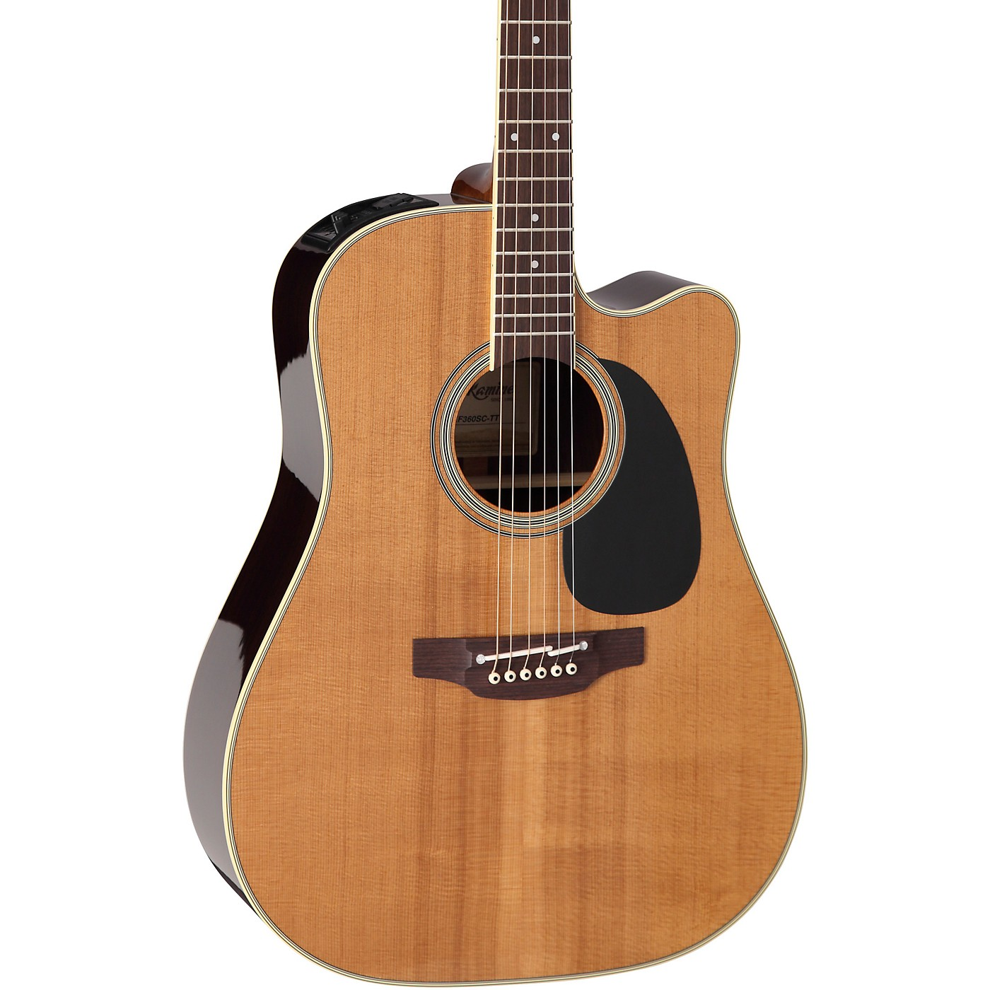 Takamine EF360SC-TT Thermal Top Acoustic-Electric Guitar thumbnail