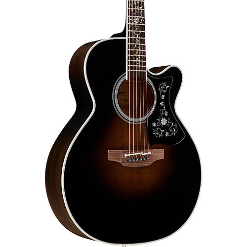 Takamine EF450C Thermal Top Acoustic-Electric Guitar thumbnail