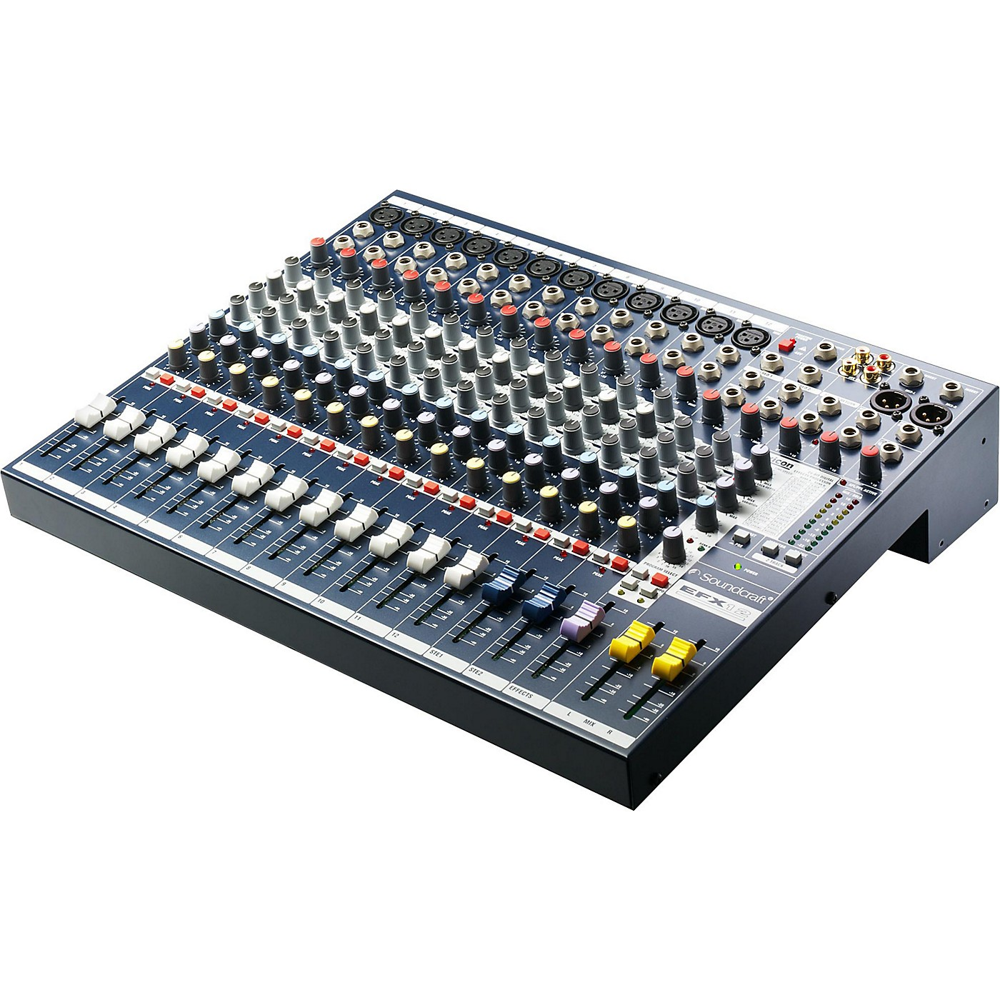 Soundcraft EFX 12-Channel Mixer thumbnail
