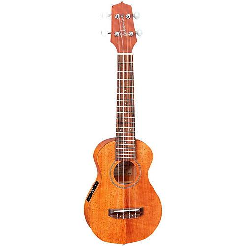Takamine EGUS1 Mahogany Acoustic-Electric Ukulele thumbnail