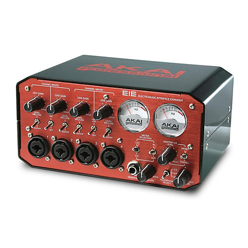 Akai Professional EIE I/O Audio/MIDI Interface With USB Hub-thumbnail