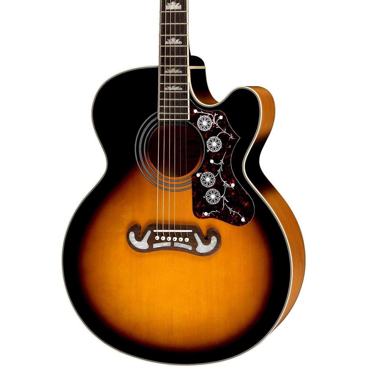 Epiphone EJ-200SCE Acoustic-Electric Guitar thumbnail