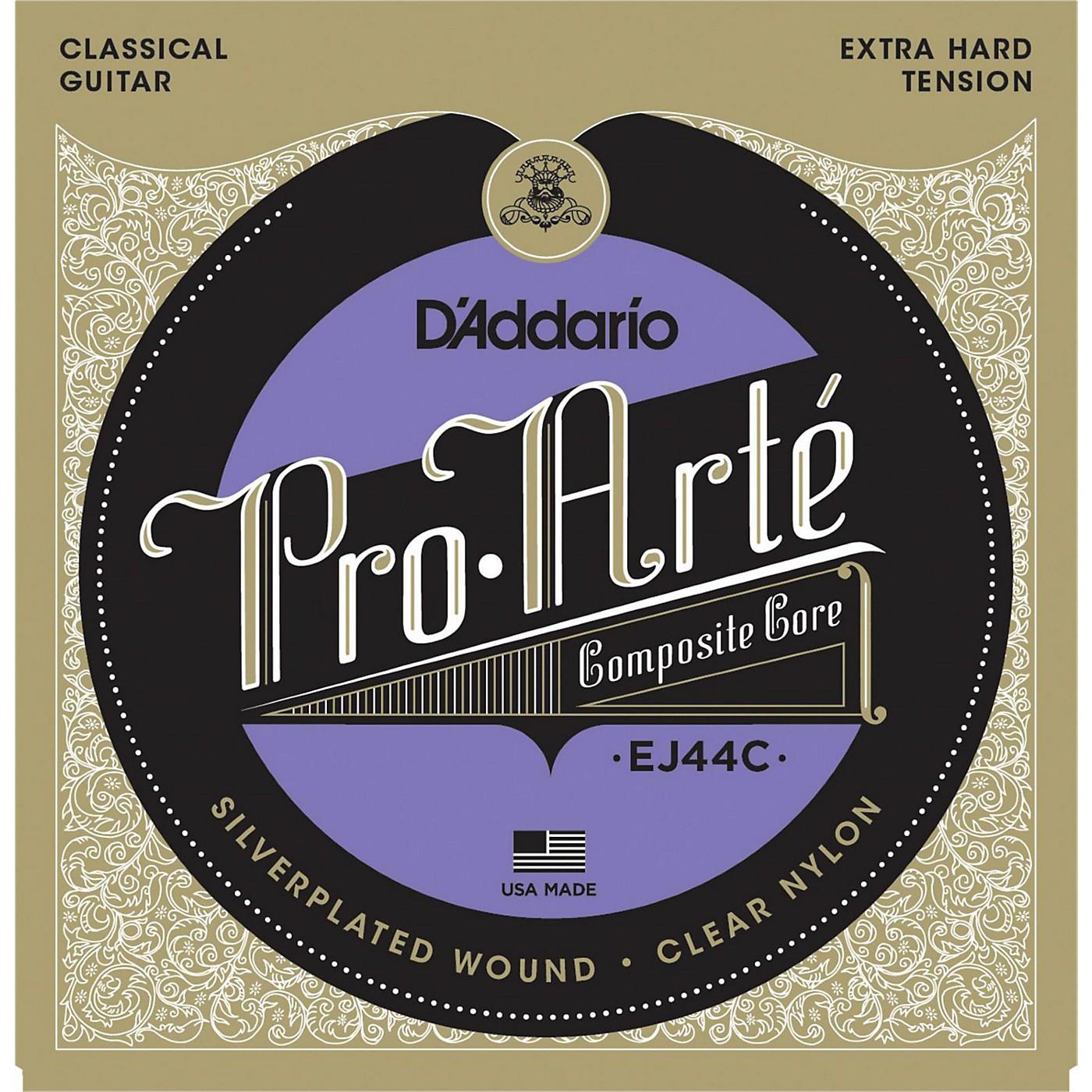 D'Addario EJ44C Pro-Arte Composites Extra Hard Classical Guitar Strings thumbnail