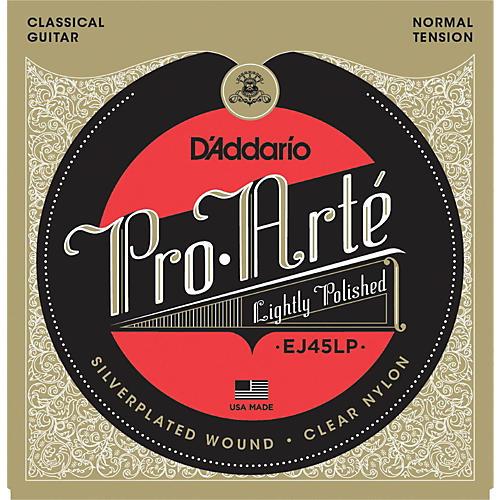 D'Addario EJ45LP Pro-Arte Composites Normal LP Classical Guitar Strings thumbnail