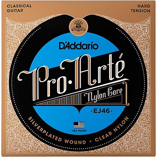 D'Addario EJ46 Pro-Arte Hard Tension Classical Guitar Strings-thumbnail