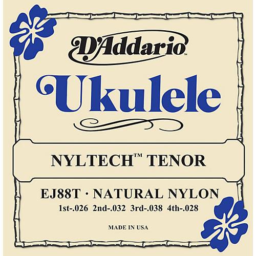 D'Addario EJ88T Nyltech Tenor Ukulele Strings thumbnail
