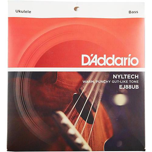 D'Addario EJ88UB Nyltech Bass Ukulele Strings thumbnail