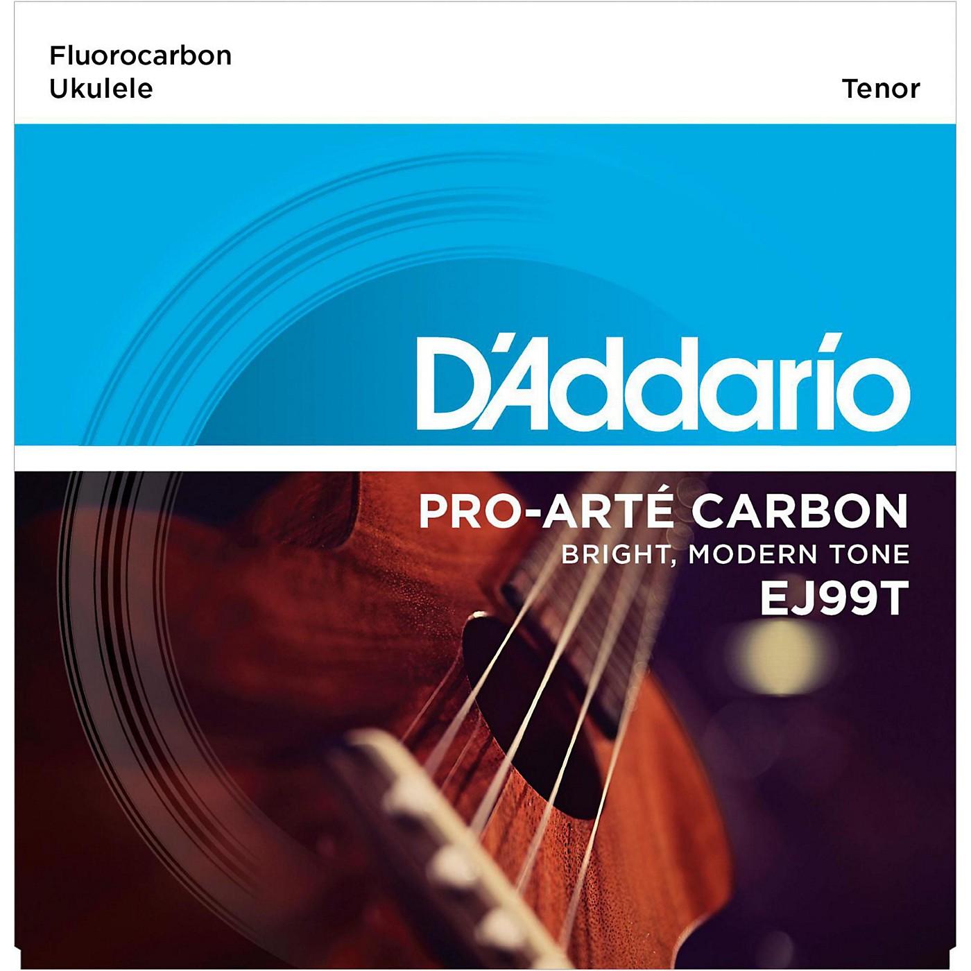 D'Addario EJ99T Pro-Arte Carbon Tenor Ukulele Strings thumbnail