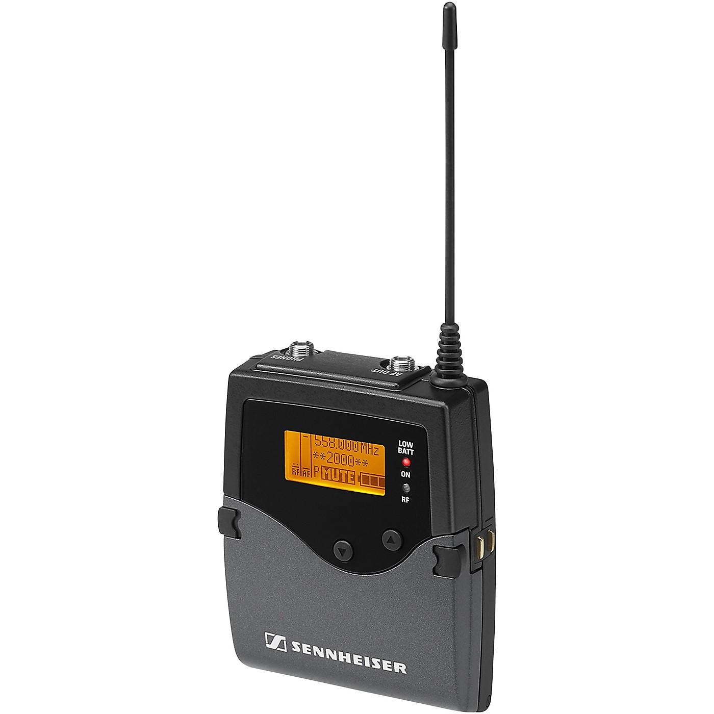 Sennheiser EK2000-Aw Bodypack Receiver 516-558 MHz thumbnail