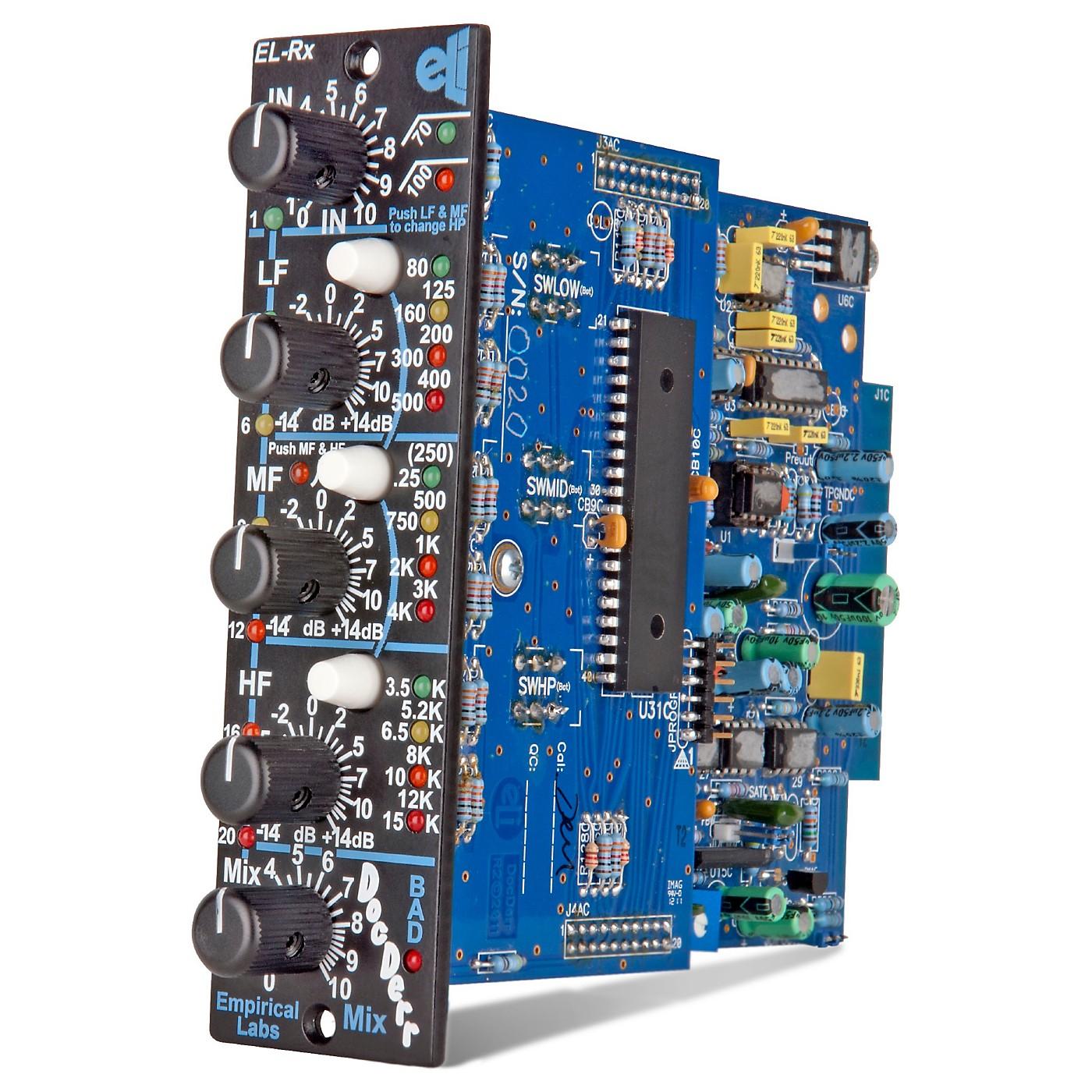 Empirical Labs EL-Rx DocDerr 500 Series Multi-Purpose Tone Module thumbnail