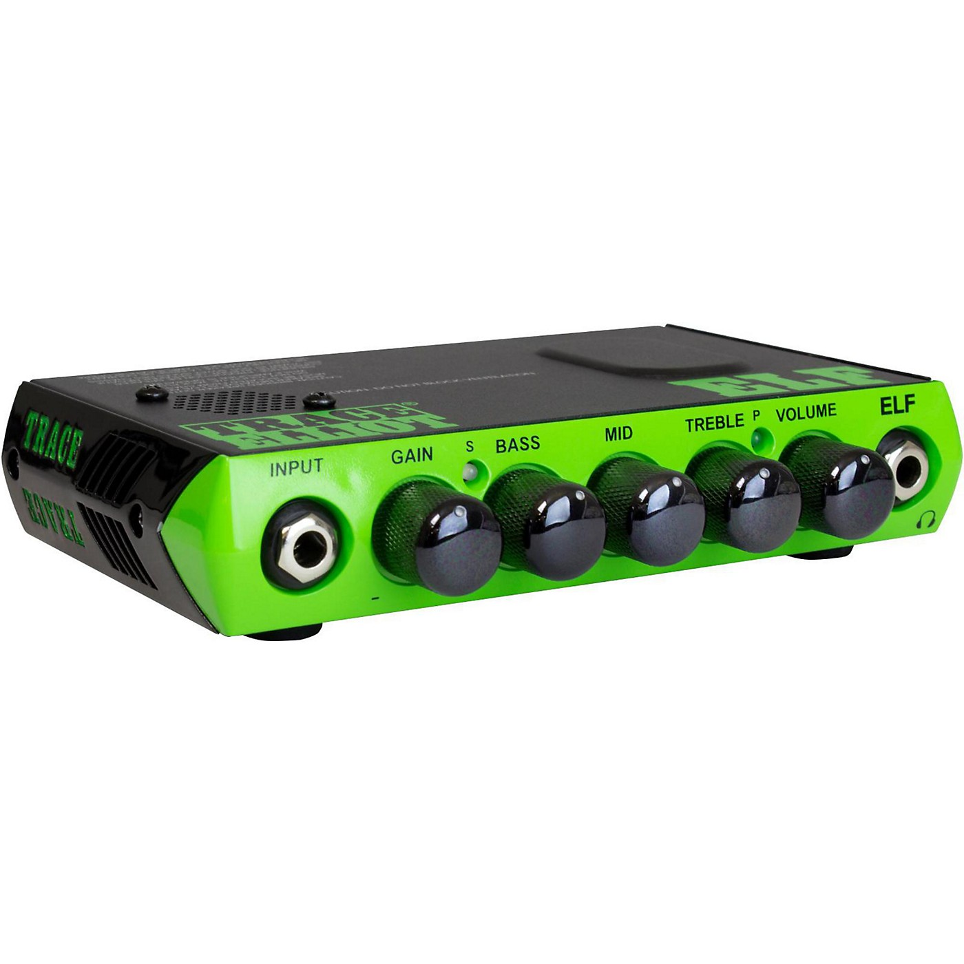 Trace Elliot ELF 200W Micro Bass Guitar Amp Head thumbnail