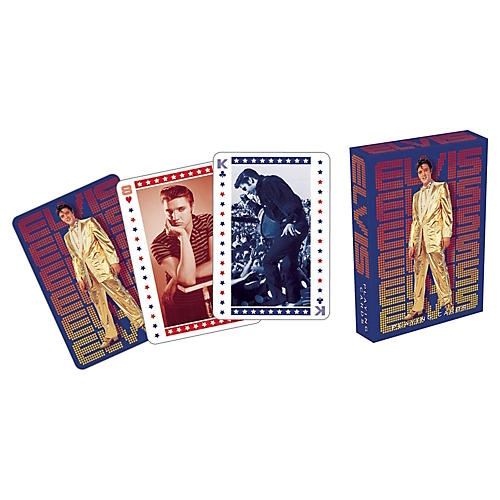 Hal Leonard ELVIS '56 PLAYING CARD DECK thumbnail