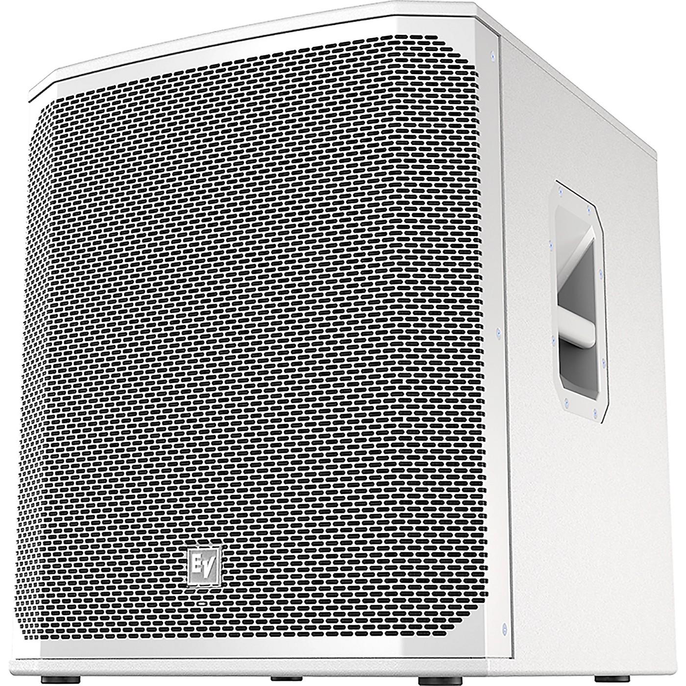 Electro-Voice ELX200-18SP-W 18″ 1,200W Powered Subwoofer, White thumbnail