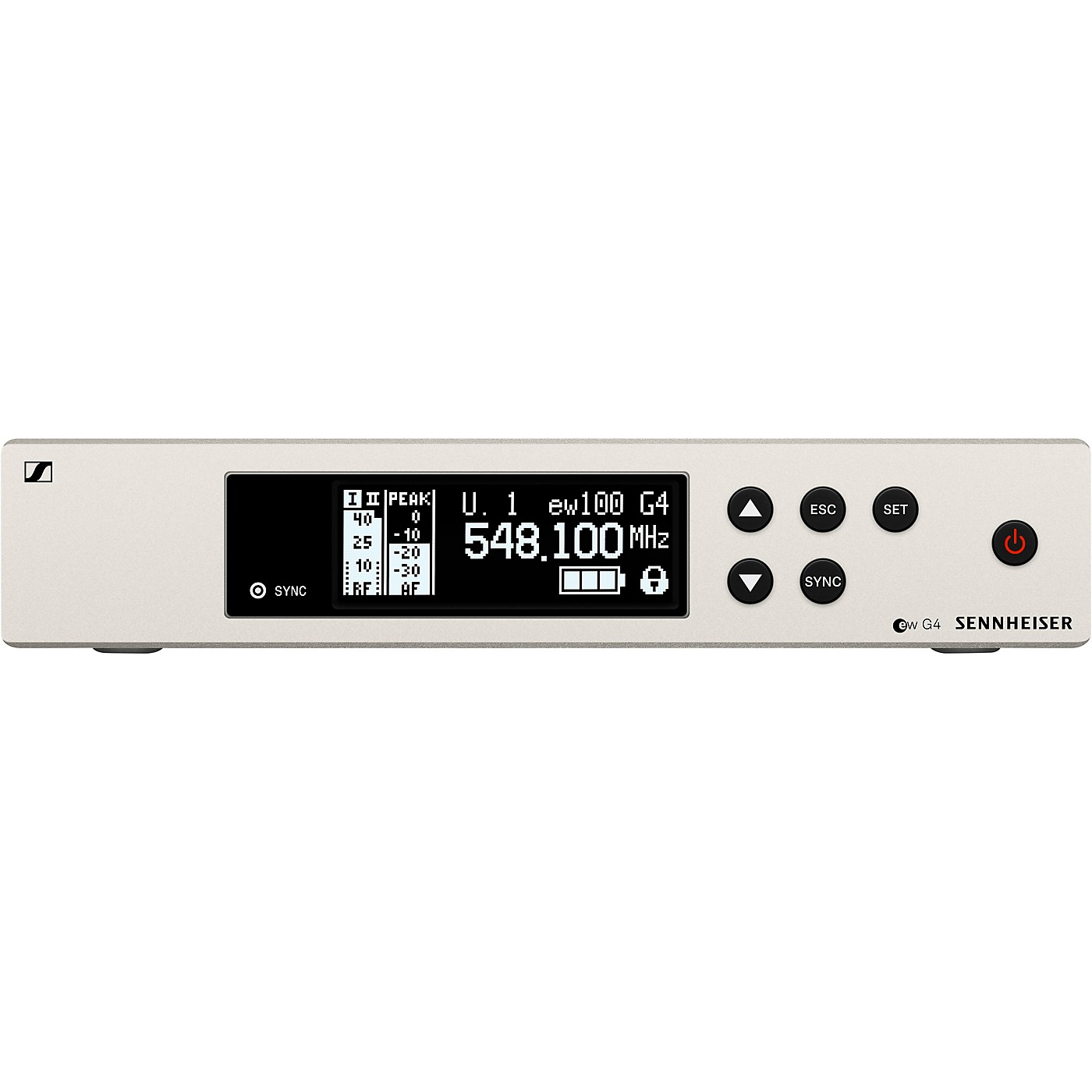 Sennheiser EM 100 G4 Wireless Receiver thumbnail