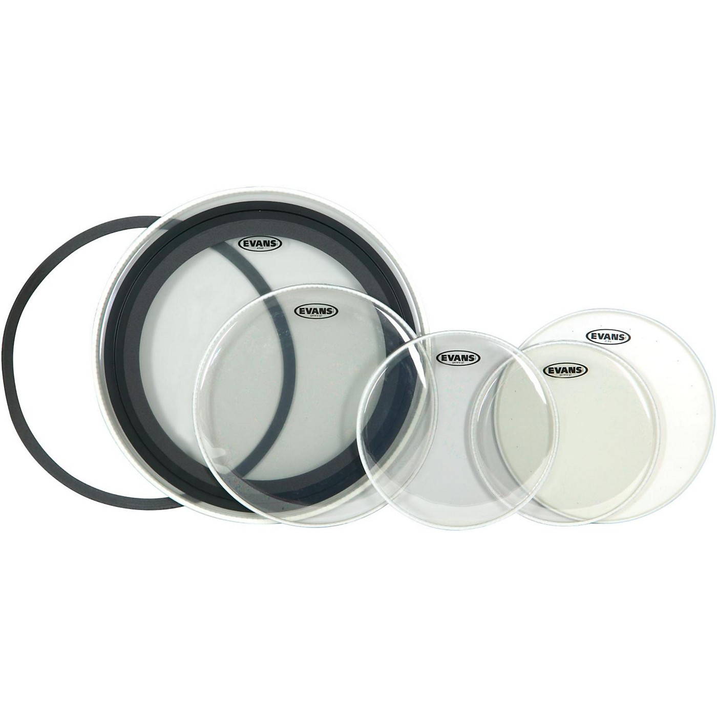 Evans EMAD 5-Piece Drumhead Pack Rock thumbnail