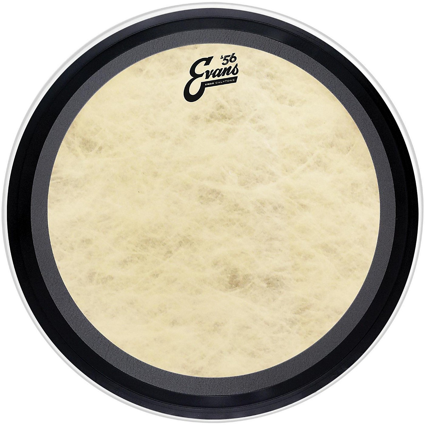 Evans EMAD Calftone Tom Head for Floor Tom Conversion thumbnail