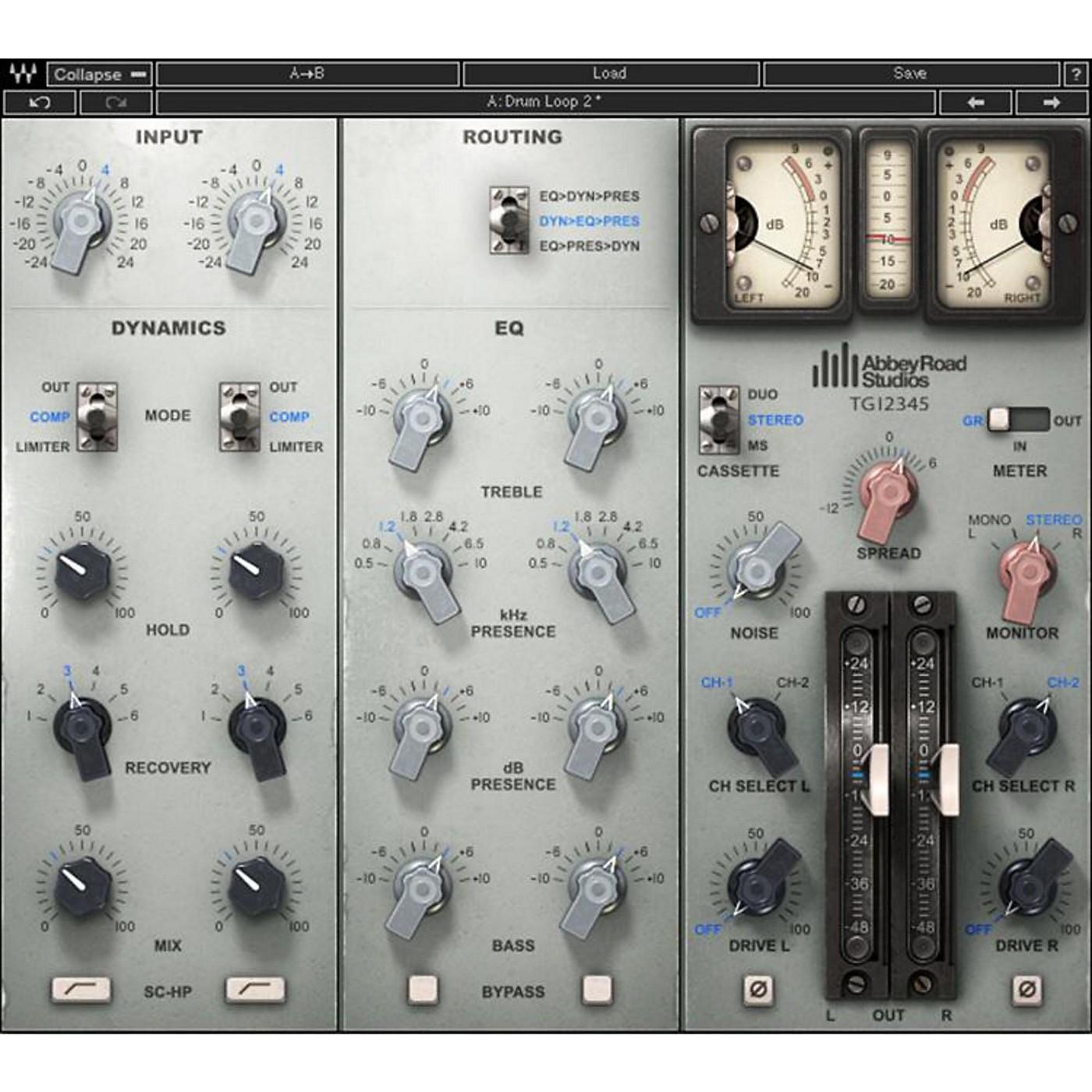 Waves EMI TG12345 Channel Strip Native/SG Software Download thumbnail