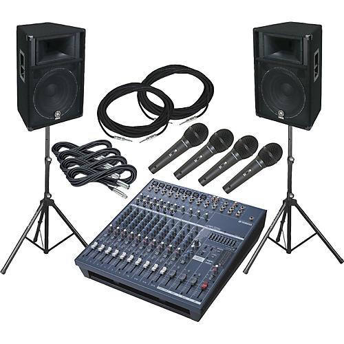 Yamaha EMX5014 / S115V PA Package thumbnail