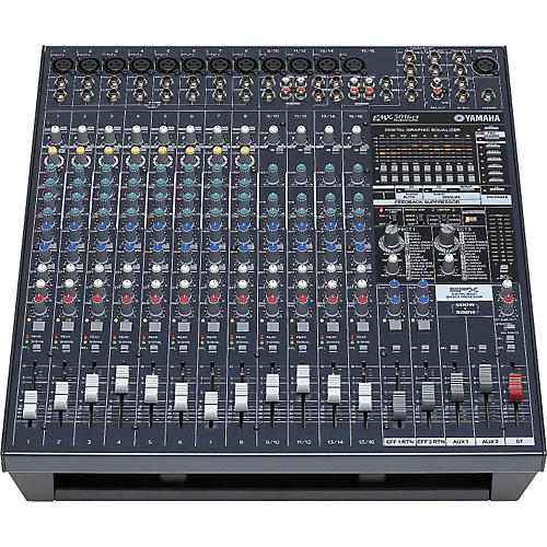 Yamaha EMX5016CF 16-Channel Powered Mixer thumbnail