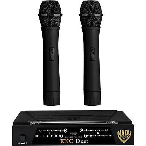 Nady ENC Duet Dual Wireless Handheld System thumbnail