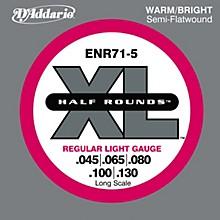 D'Addario ENR71 5 Half Rounds Light 5 String Bass Strings