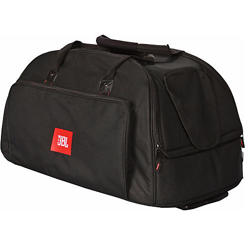 JBL EON15 Deluxe PA Speaker Carrying Bag with Wheels (3rd Generation) thumbnail