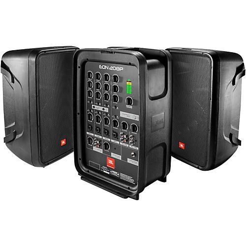 JBL EON208P 300W Packaged PA System thumbnail