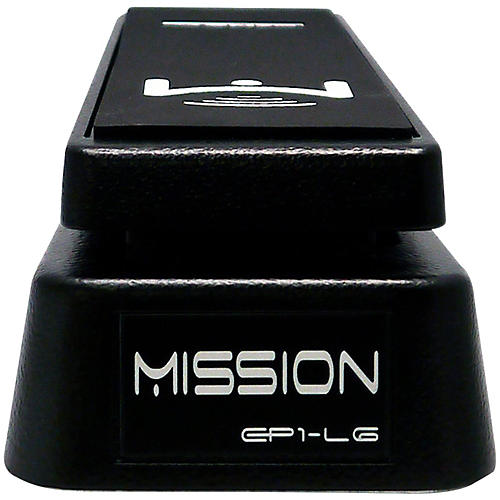 Mission Engineering EP1-L6-BK Expression Guitar Pedal for Line 6 thumbnail