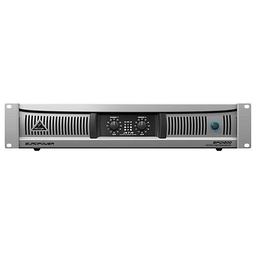 Behringer EPQ1200 1,200W Power Amplifier-thumbnail