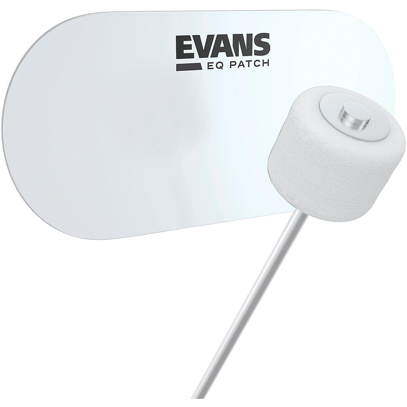 Evans EQ Double Bass Drum Patch thumbnail