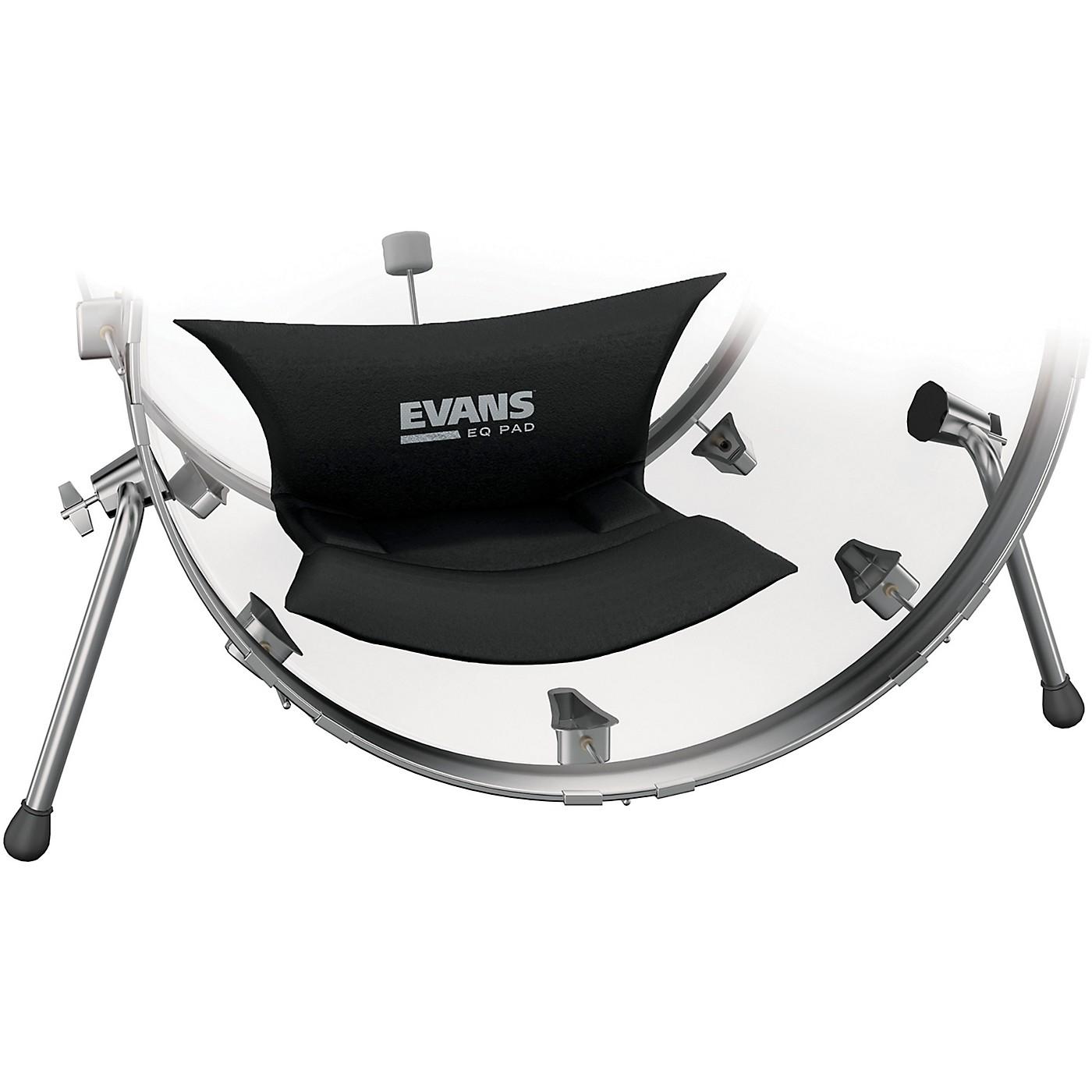 Evans EQ Pad Bass Drum Muffler thumbnail
