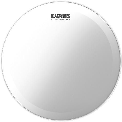Evans EQ3 Frosted Bass Drum Head thumbnail