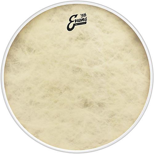 Evans EQ4 Calftone Bass Drum Head thumbnail