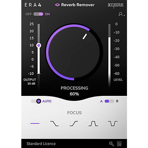 Accusonus ERA Reverb Remover thumbnail