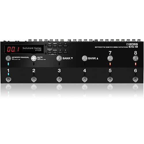 Boss ES-8 Effects Switching System thumbnail