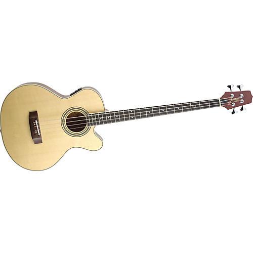Jasmine ES50C Cutaway Acoustic-Electric Bass Guitar thumbnail