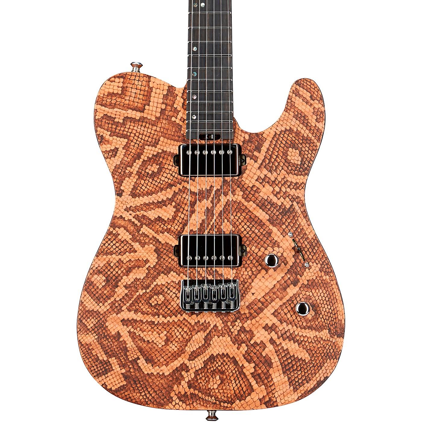 ESP ESP USA TE-II Hardtail Snake Skin Electric Guitar thumbnail