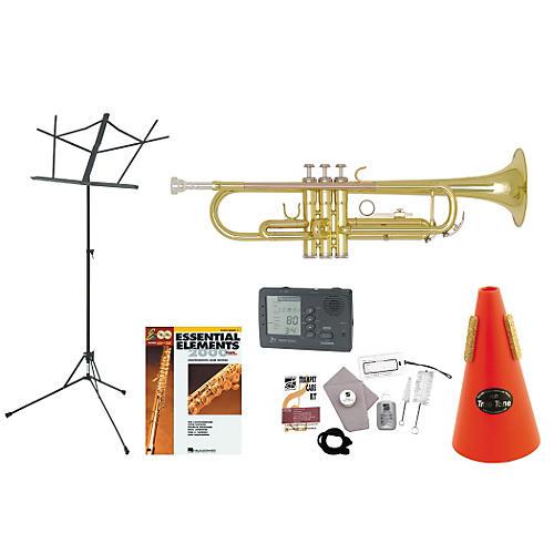 Etude ETR 100 Beginner Student Trumpet Bundle thumbnail