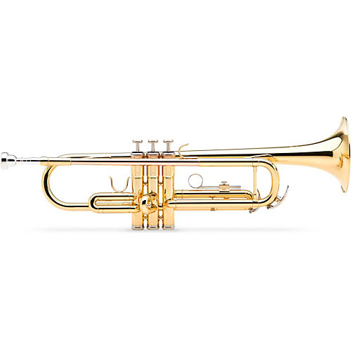 Lacquer Etr 100 Series Student Bb Trumpet Wwbw