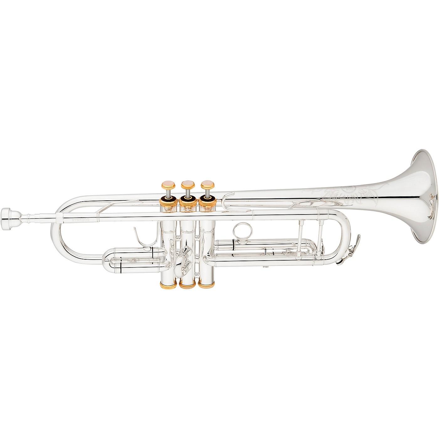 Eastman ETR520GS Advanced Series Bb Trumpet thumbnail