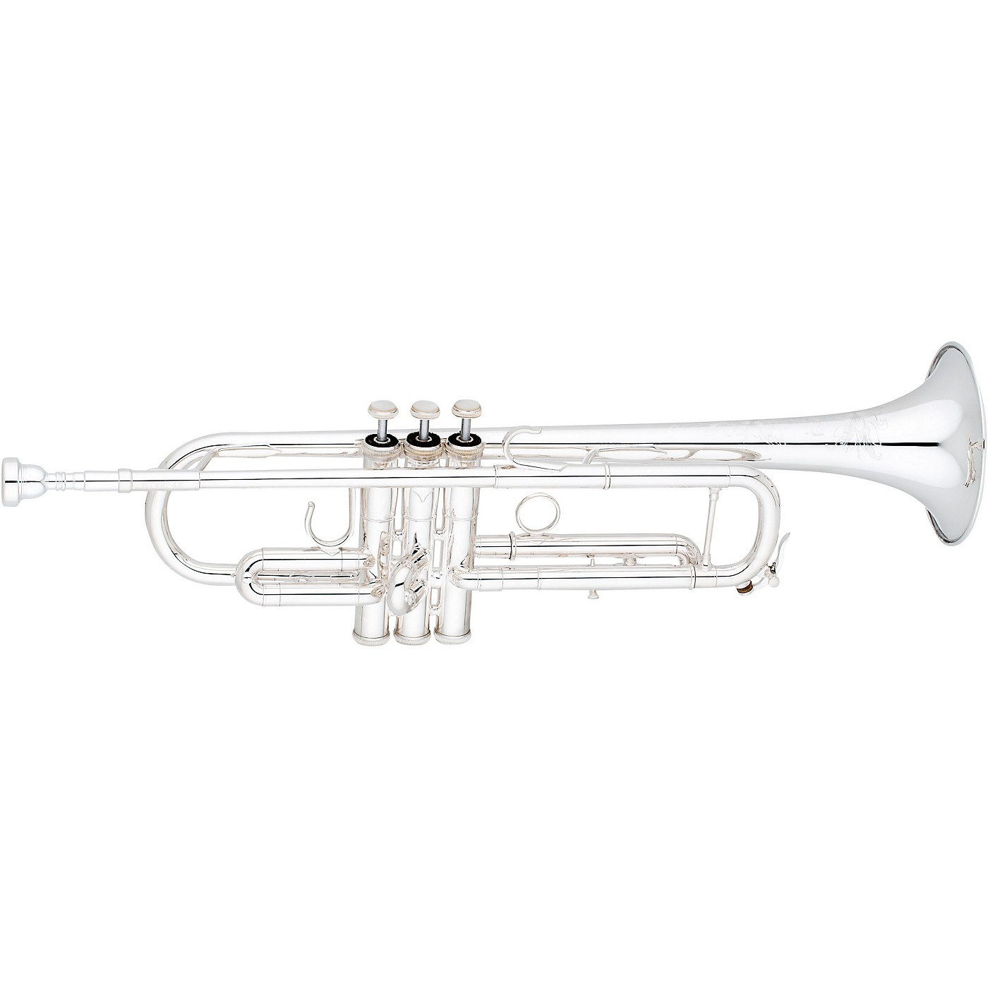 Eastman ETR824RS Professional Series Bb Trumpet with Reverse Leadpipe thumbnail