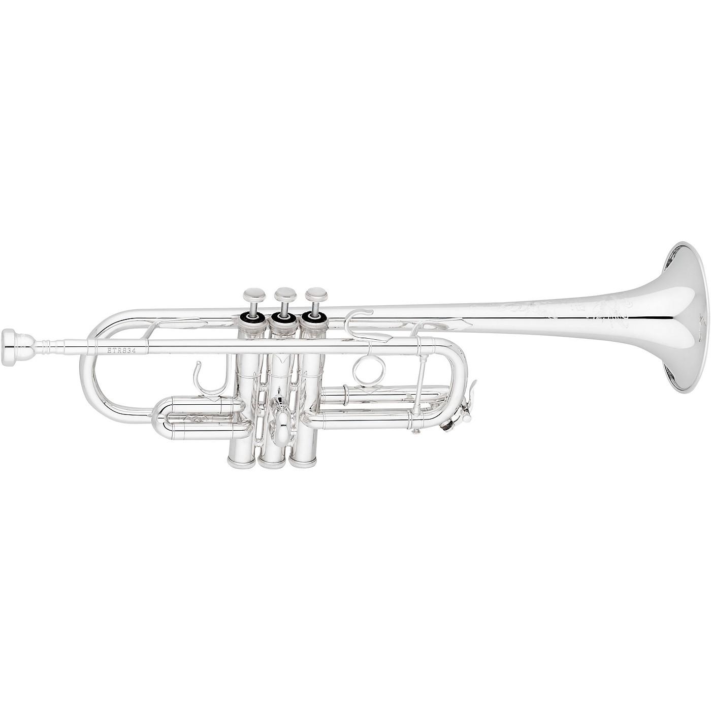 Eastman ETR834S Professional Series C Trumpet thumbnail