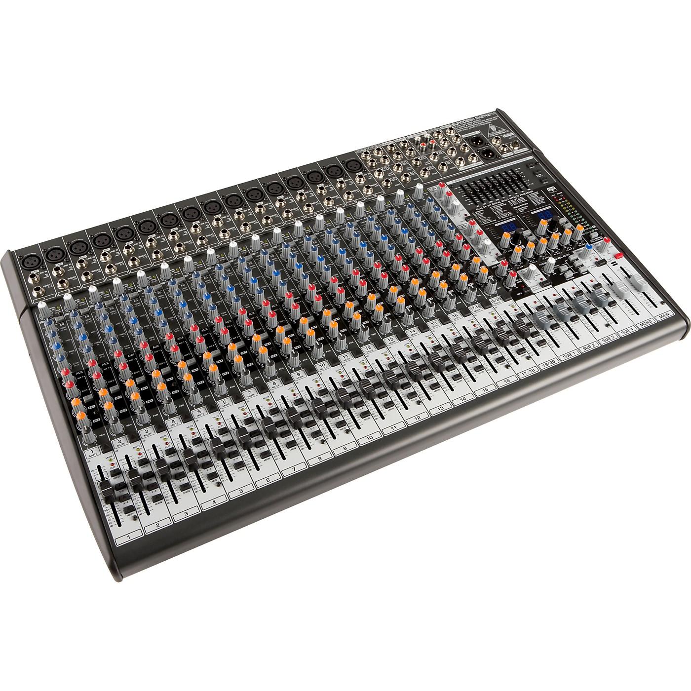 Behringer EURODESK SX2442FX Mixer thumbnail