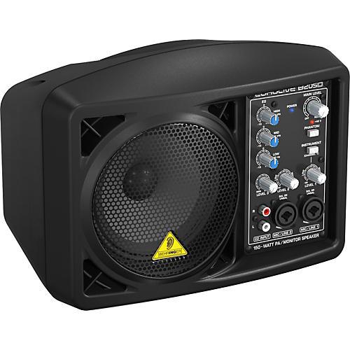 Behringer EUROLIVE B205D Active PA/Monitor Speaker thumbnail