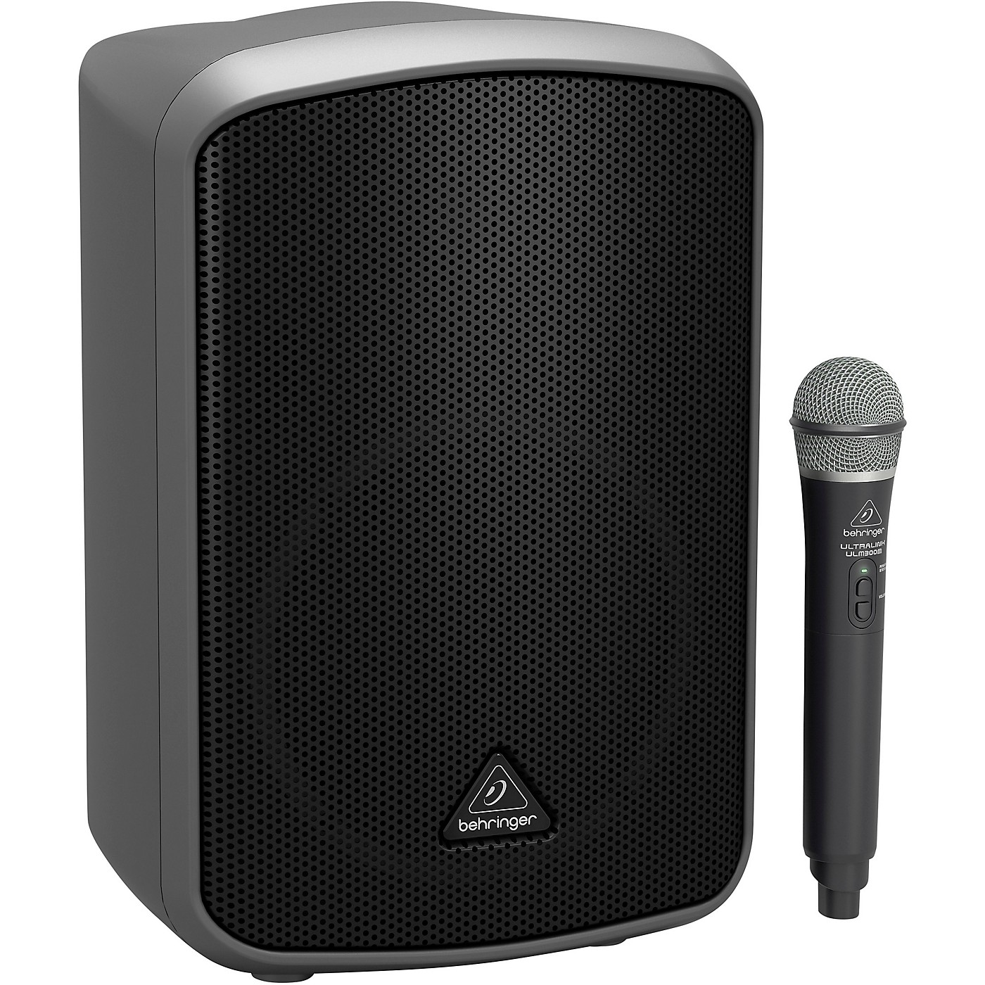 Behringer EUROPORT MPA200BT Portable Bluetooth Wireless Rechargeable 8 in. Speaker with Microphone thumbnail