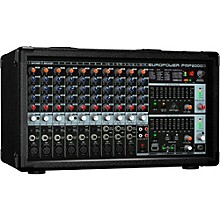 Behringer EUROPOWER PMP2000D 800-Watt 14-Channel Powered Mixer with Multi-FX Processor