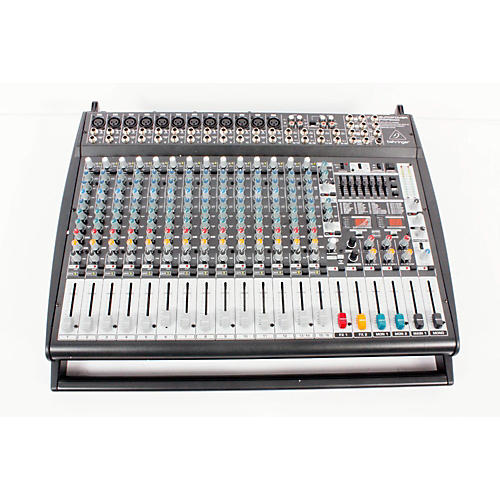 Behringer EUROPOWER PMP6000 20-Channel Powered Mixer thumbnail
