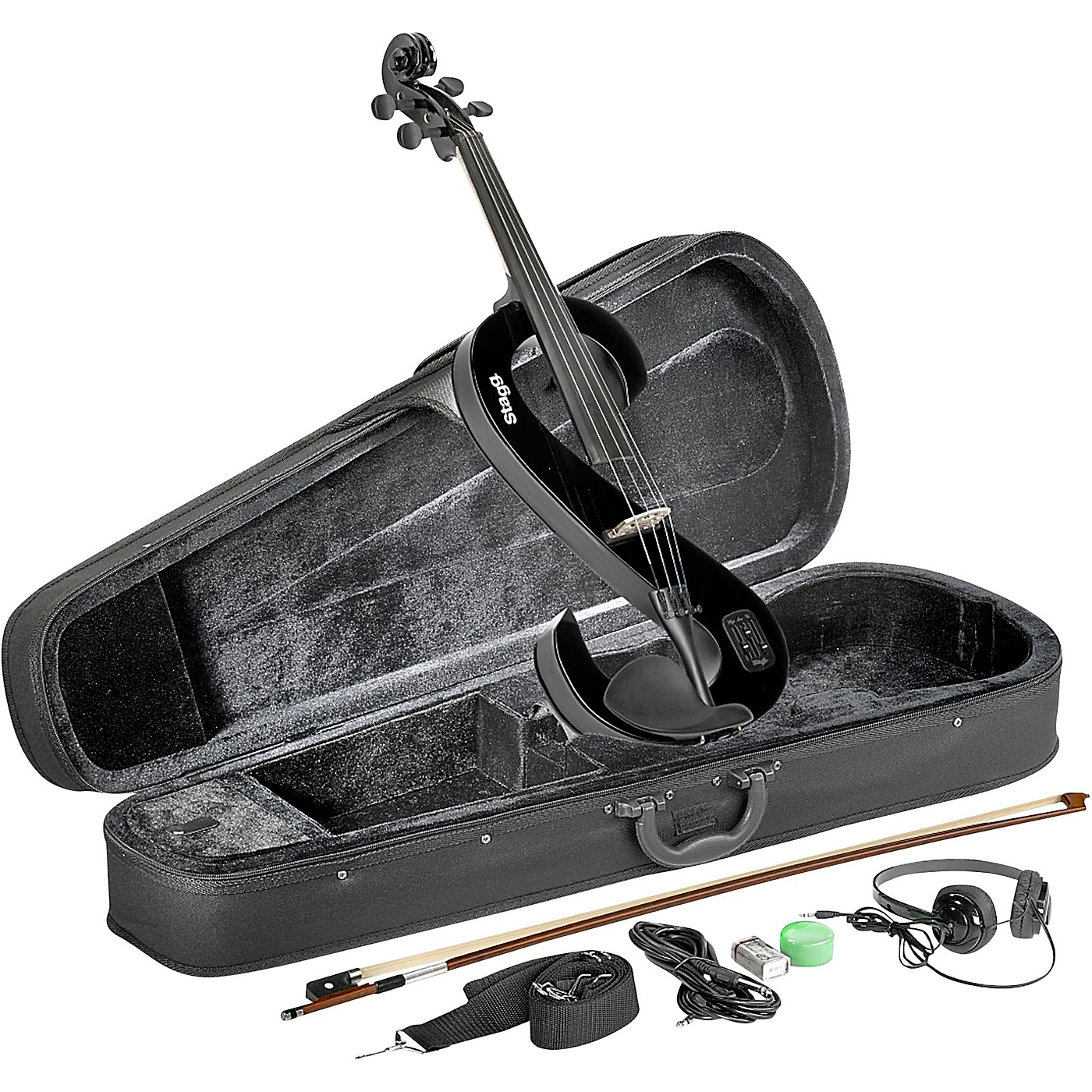 Stagg EVA 44 Series Electric Viola Outfit thumbnail